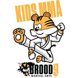 Kids MMA Logo