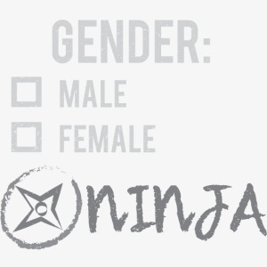 Gender: Ninja!