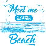 Meet Me at the Beach-Blu