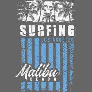 Surfing LA