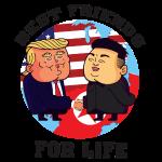 Trump and Kim Jong Un: Best Friends for Life