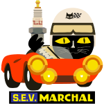 Marchal racer