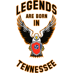 Legends are born in Tennessee