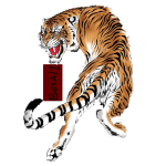 Beta12 / Japanese Tiger