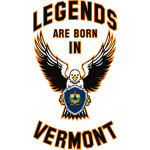 Legends are born in Vermont