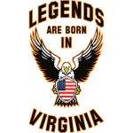 Legends are born in Virginia