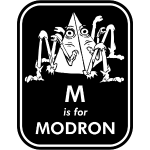 M is for Modron