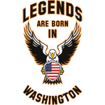 Legends are born in Washington