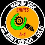 JFK SNIPES MACHINE SHOP