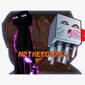 NetherGhast Mascot