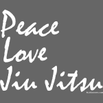 Jiu Jitsu - Peace Love wb