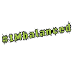 IMbalanced logo (on white