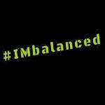 IMbalanced logo (on white