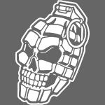 Skull Grenade