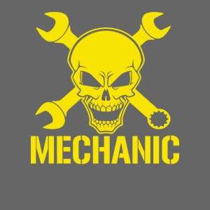 Mechanic Skull