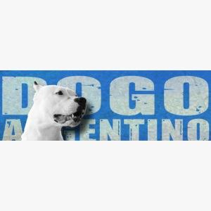 Dogo argentino. Dogo argentine,