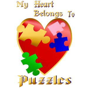 My Heart Belongs- puzzles