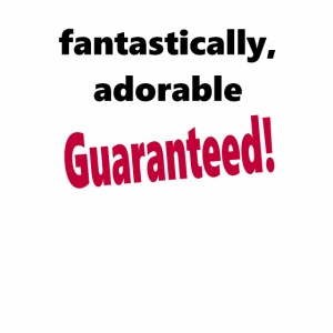Fantastically Adorable Red Guaranteed