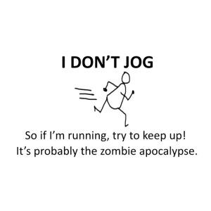 I don t jog transparent