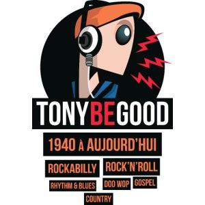 Tony Be Good - Logo