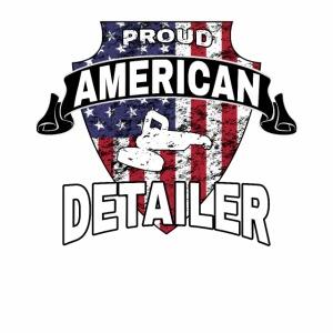 AMERICAN AUTO DETAILER SHIRT | CAR DETAILING