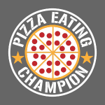 Pizza Eating Champion