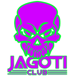 JagotiClubPurpleLogoShirt