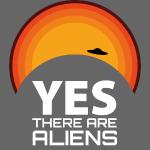 Oui, il y a des extraterrestres - observatoire fermé soleil OVNI