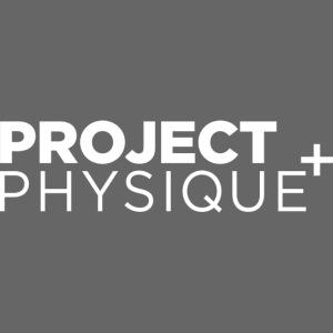 Projet Physique Logo Blanc
