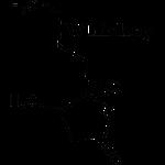 Whiskey Molecule  ©WhiteTigerLLC.com   #