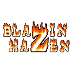 Blazin Hazen Logo FIRE