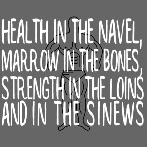 Health in the navel
