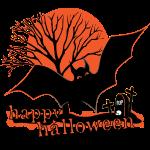 HalloweenBatMoon