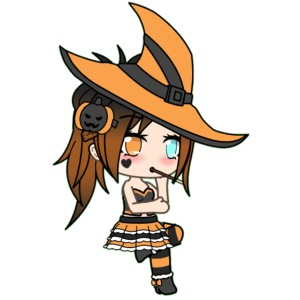Halloween Shimmer!{Event}