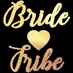 Bride Tribe Heart