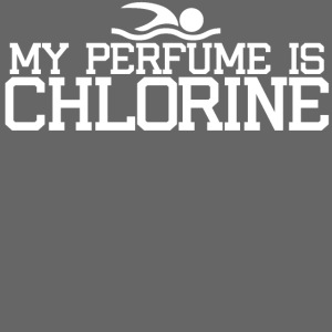 My perfume is chlorine swim