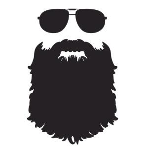 Beardy Silhouette