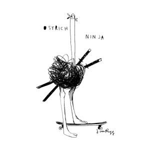 Ostrich Ninja