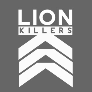 Lion Killers Front Logo - Dark Range