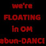 """Inspi-Shirt-65: """"in abun DANCE"""""""