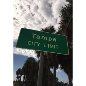 The City Limit tee