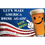 Let's Make America Drink Again