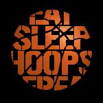 Eat Sleep Hoops Repeat Basketball