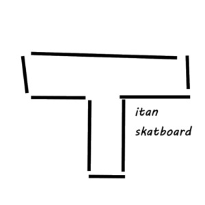 titan skateboard