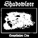 Shadowlore 1 Front White