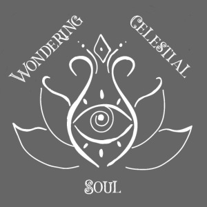 Light Wondering Celestial Soul Logo