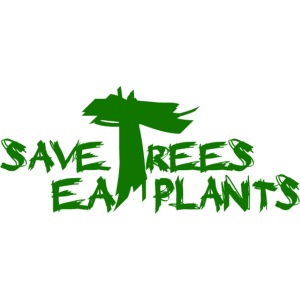 Eat plants, green