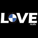LOVE Wheel - Black