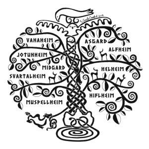 Yggdrasil - The World Tree