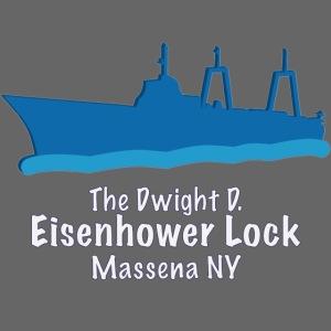 Eisenhower Lock Blue